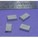 O SCALE On3/On30 SMALL SHIPPING CRATES