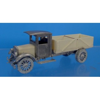 O SCALE KLEIBER CLOSED CAB LONG WHEELBASE SAND OR ROCK TRUCK
