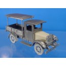 O SCALE KLEIBER CLOSED CAB CANOPY TRUCK