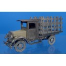O SCALE KLEIBER CLOSED CAB STAKE BED TRUCK
