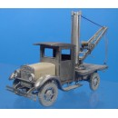 O SCALE KLEIBER CLOSED CAB WRECKER TRUCK