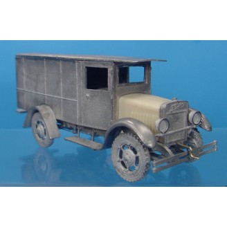 O SCALE KLEIBER PANEL DELIVERY TRUCK