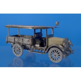 O SCALE KLEIBER LOGGING CAMP SUPPLY TRUCK