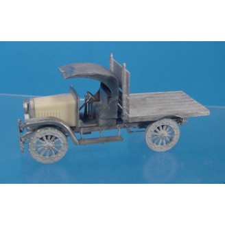 O SCALE KLEIBER OPEN CAB FLAT BED TRUCK