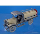 O SCALE KLEIBER OPEN CAB OVAL TANK TRUCK