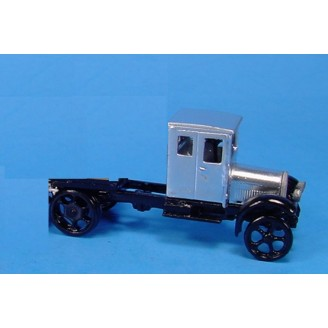 HO 1926 WHITE SEMI TRACTOR KIT