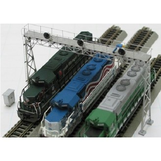 N scale MTSB Instructions
