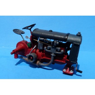 O SCALE FORDSON STATIONARY POWER UNIT KIT